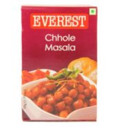 Everest Powder – Chhole Masala, 100g Carton
