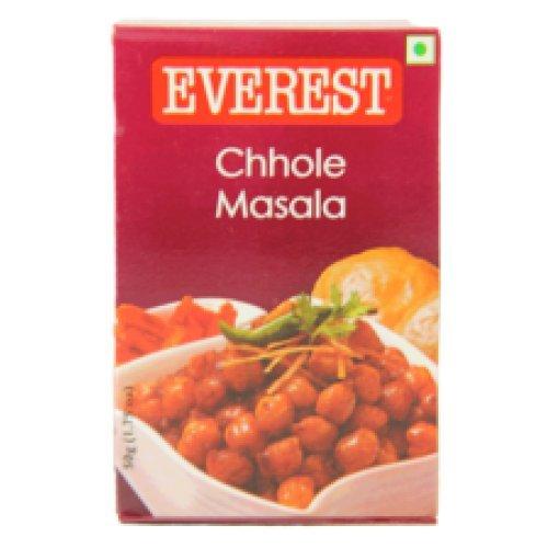 Everest Powder - Chhole Masala, 50g Carton