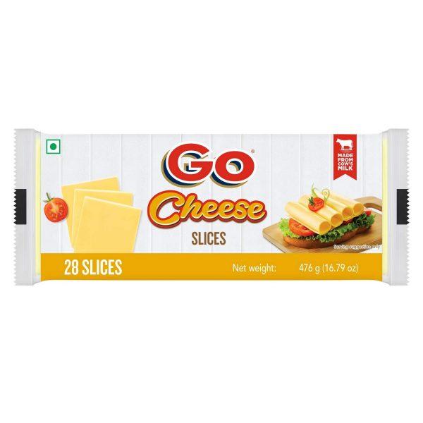 Go Cheese - Plain, 476g Pack