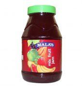 Mala's Jam 1kg – Mix Fruit