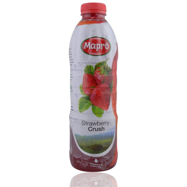 Mapro Strawberry Crush, 1L