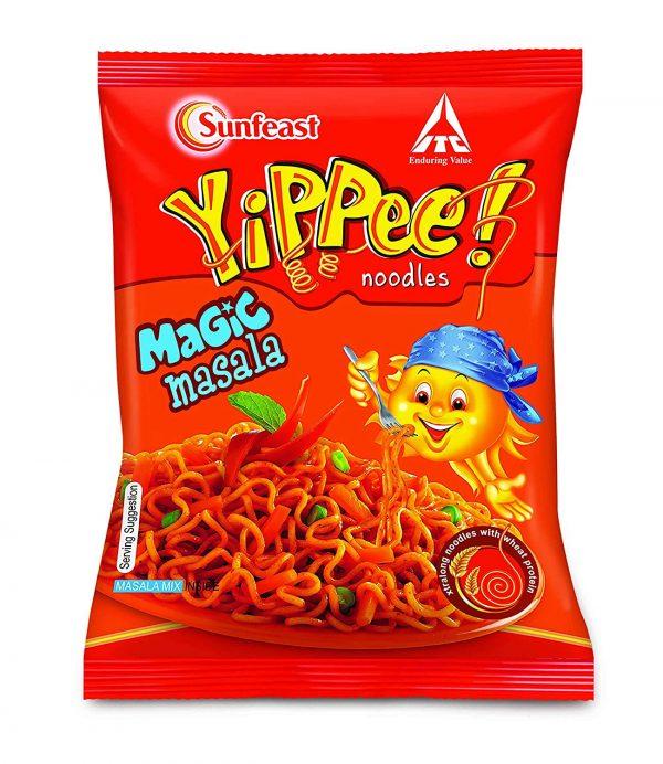 Yippee Magic Masala Noodles, 60g