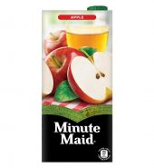 Minute Maid Fruit Juice – Apple, 1L Tetra Pack
