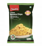 Chheda's Yellow Banana Chips – Crispy Banana Chips-170g