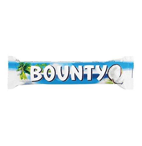 Bounty Chocolate Bars 57g