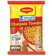 MAGGI 2-Minute Instant Noodles, Chatpata Tomato Masala – 60.5g