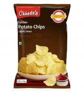 Chheda's Golden Potato Chips – Crispy Potato Chips-170g