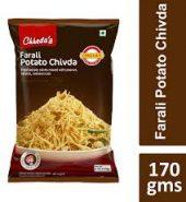 Chheda's Farali Potato Chivda – 170g