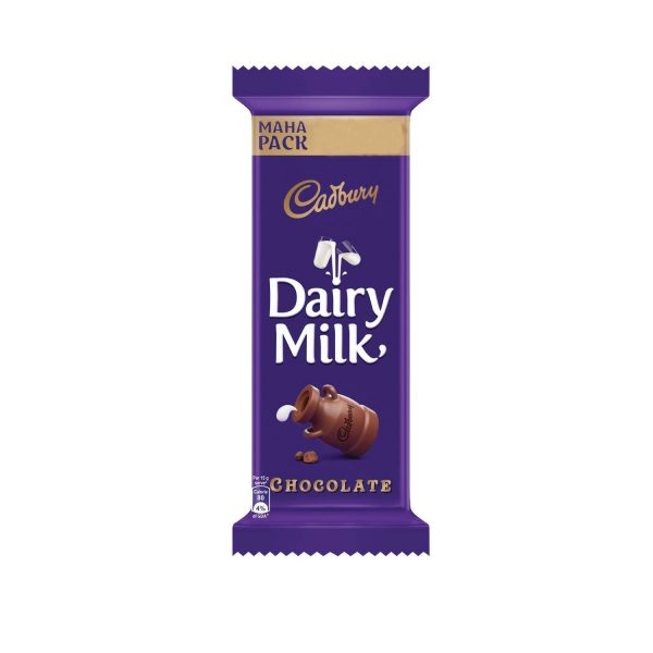 Cadbury Dairy Milk Chocolate Bar, 50g