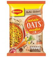 MAGGI NUTRI-Licious Masala Oats Noodles – 72.5g Pouch
