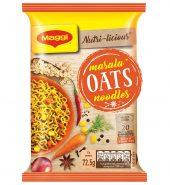 MAGGI NUTRI-Licious Masala Oats Noodles – 72.5g Pouch