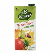 B Natural Mixed Fruit Juice, 1L