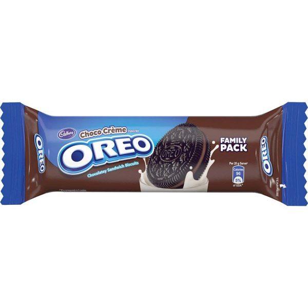 Cadbury Oreo Choco Creme Biscuit, 120g