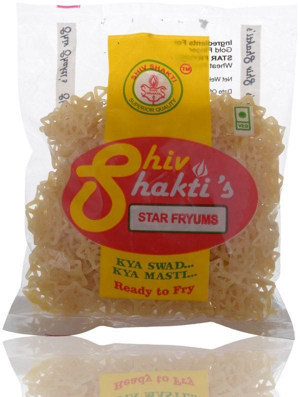 Shiv Shakti's Star Fryums, 200 g