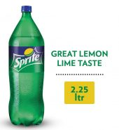 Sprite Lime flavoured Soft Drink, 2.25 ltr Bottle
