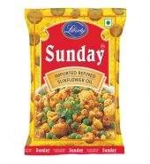Sunday Refined Sunflower Oil – 1L Pack