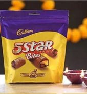 Cadbury 5 Star Bites – 200g