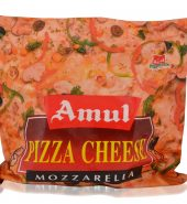 Amul Pizza Cheese – Mozzarella, 200g Pouch