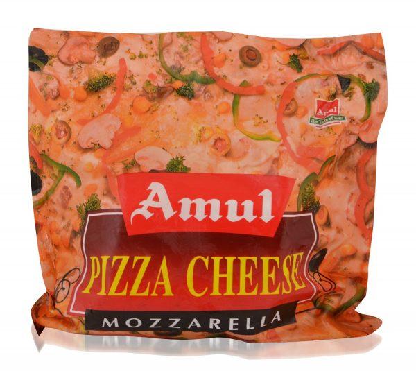 Amul Pizza Cheese - Mozzarella, 200g Pouch