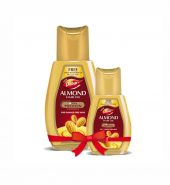 Dabur Almond Hair Oil – with Almonds , Vitamin E and Soya Protein – 100 ml +50 ml free