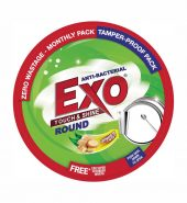 Exo Touch & Shine Round Dishwash Bar  (500 g)