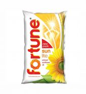 Fortune Sunflower Refined Oil 1L