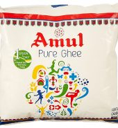 Amul Pure Ghee, 500ml Pouch