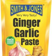 Smith & Jones Ginger Garlic Paste  (200 g)