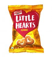Britannia Little Hearts Biscuits – Classic, 75g Pouch