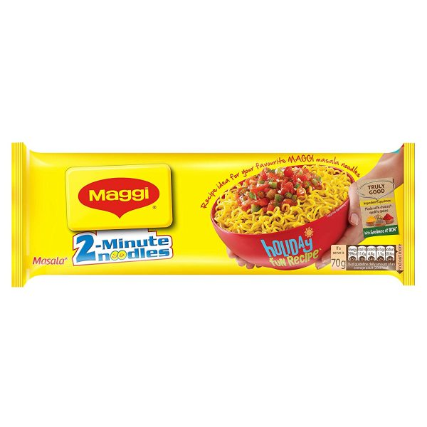 MAGGI 2-Minute Instant Noodles, Masala – 420g