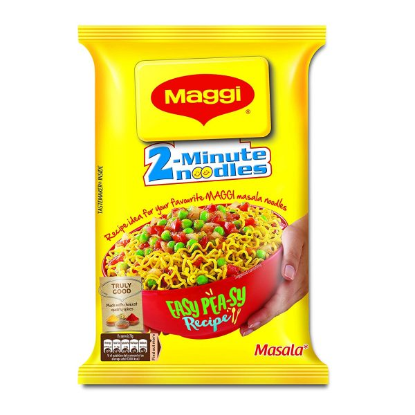 Maggi 2-Minute Instant Noodles - Masala, 70g