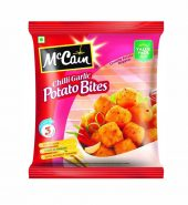 McCain Chilli Garlic Potato Bites – 420 gms