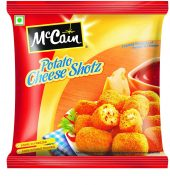 McCain Potato Cheese Shotz, 400g