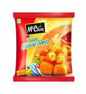 McCain Potato Cheese Shots, 250g