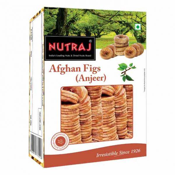 Nutraj Afghan Figs - Anjeer : 300 gms