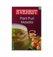 Everest Pani Puri Masala, 50g Carton