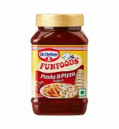 Funfoods Dr. Oetker Italian PastaPizza Sauce, 325g