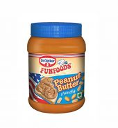 Dr. Oetker Fun Foods Peanut Butter Crunchy, 400g