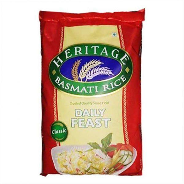 Daawat Basmati rice (5kg)