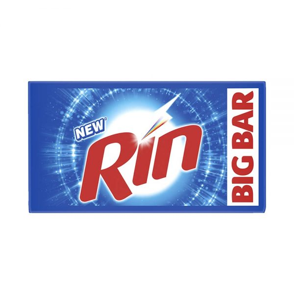 Rin Detergent Bar 250 g