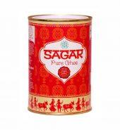Sagar Pure Ghee 1L Tin