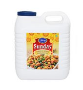 Sunday Sunflower Refined Oil 15L Jar