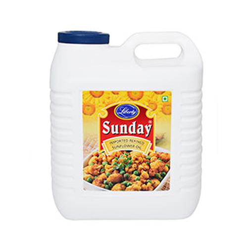 Sunday Sunflower Refined Oil 15L Jar
