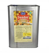 Sunday Sunflower Refined Oil 15L Tin