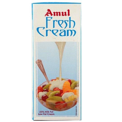 Amul Fresh Cream, 250ml