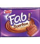 Parle Fab Bourbon 60 g