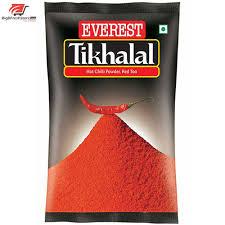 Everest Powder, Tikhalal Chilli, 100g Pouch