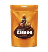Kisses Hershey's Almond Pouch (100.8 g) Pouch,