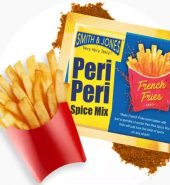 SMITH & JONES PERI PERI SPICE MIX, 12 GM