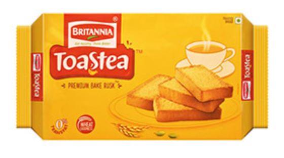 Britannia Toastea Premium Bake Rusk : 400 gms